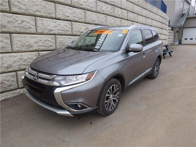 2018 Mitsubishi Outlander ES $72/wk Taxes Included $0 Down (Stk: D10553PA) in Fredericton - Image 1 of 16