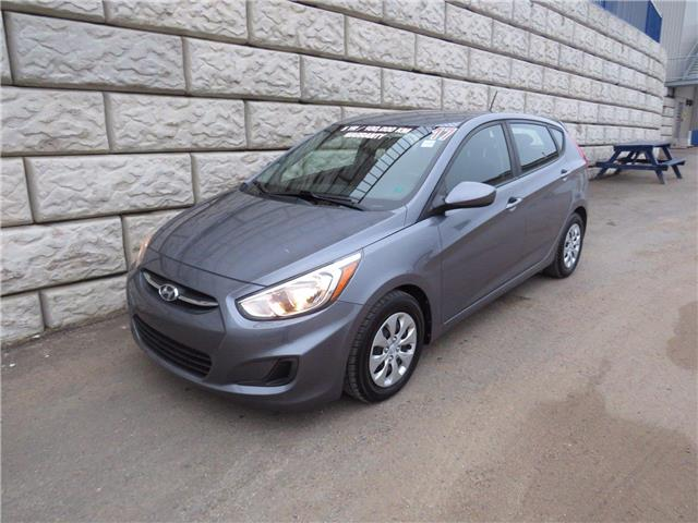 2017 Hyundai Accent GL $52/wk Taxes Included $0 Down (Stk: D00949A) in Fredericton - Image 1 of 16