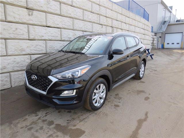 2019 Hyundai Tucson Preferred $81/wk Taxes Included $0 Down (Stk: D10489P) in Fredericton - Image 1 of 17
