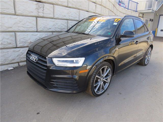 2017 Audi Q3 Technik $107/wk Taxes Included $0 Down (Stk: D10365PA) in Fredericton - Image 1 of 21