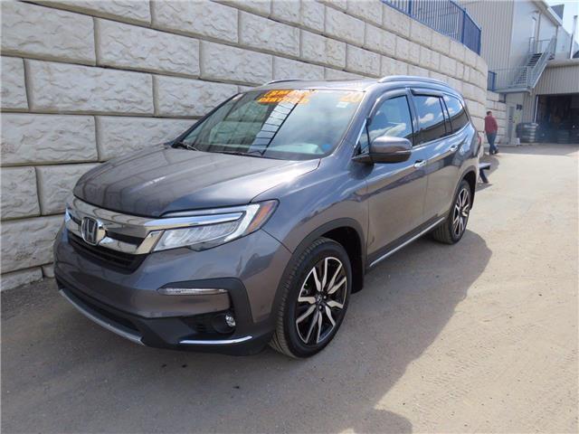 2020 Honda Pilot Touring 7-Passenger $158/wk Taxes Included $0 Down (Stk: D10560A) in Fredericton - Image 1 of 18