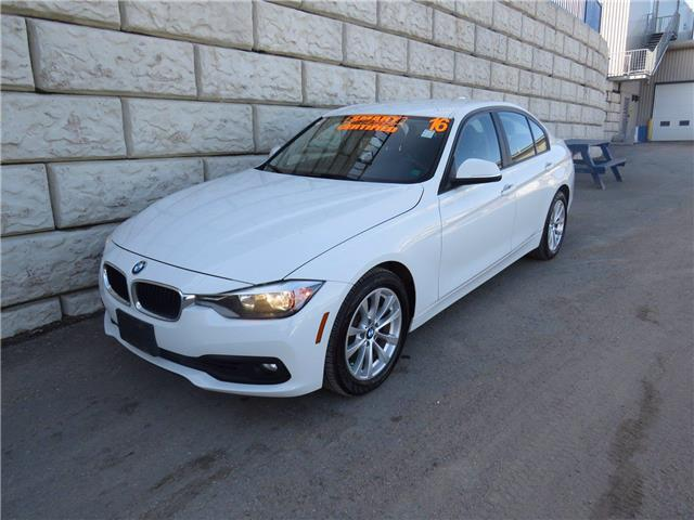 2016 BMW 3 Series 320i xDrive $84/wk Taxes Included $0 Down (Stk: D10366PA) in Fredericton - Image 1 of 15
