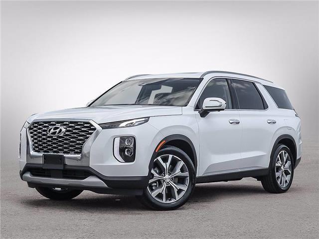 2021 Hyundai Palisade Luxury (Stk: D10372) in Fredericton - Image 1 of 10