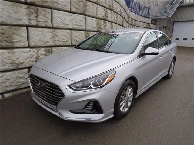 2018 Hyundai Sonata GL $73/wk Taxes Included $0 Down (Stk: D10357A) in Fredericton - Image 1 of 19