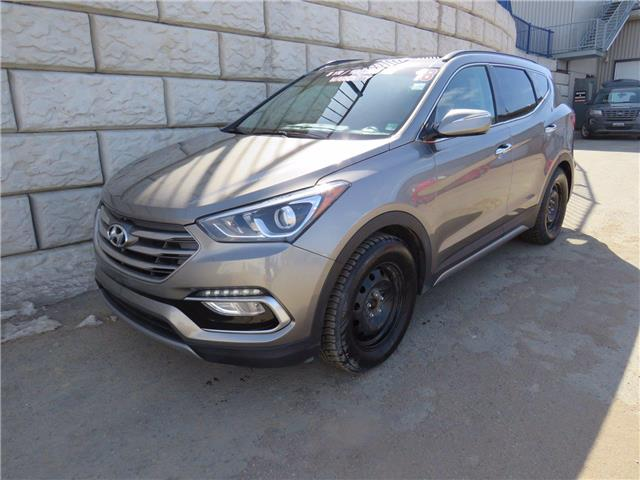 2018 Hyundai Santa Fe Sport Limited $99/wk Taxes Included $0 Down (Stk: D10532P) in Fredericton - Image 1 of 18