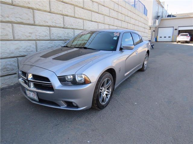 2014 Dodge Charger SXT (Stk: D10561A) in Fredericton - Image 1 of 16