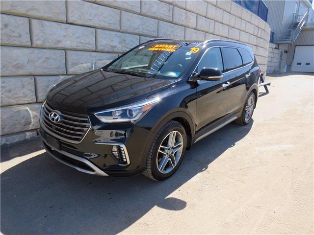 2019 Hyundai Santa Fe XL Ultimate$156/wk Taxes Included $0 Down (Stk: D10530A) in Fredericton - Image 1 of 18