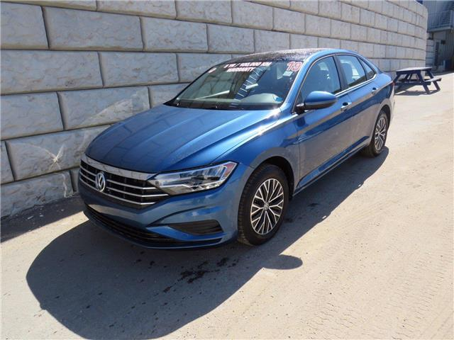 2019 Volkswagen Jetta Highline $85/wk Taxes Included $0 Down (Stk: D10303A) in Fredericton - Image 1 of 17