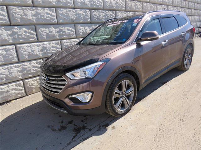 2015 Hyundai Santa Fe XL Limited $87/wk Taxes Included $0 Down (Stk: D10299AB) in Fredericton - Image 1 of 16