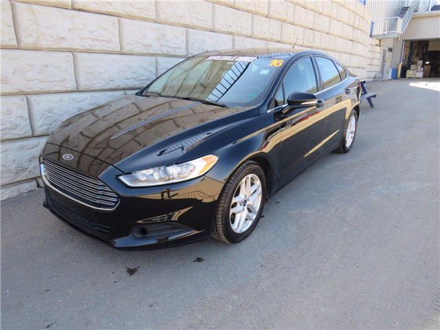 2016 Ford Fusion SE (Stk: D01195PAB) in Fredericton - Image 1 of 14