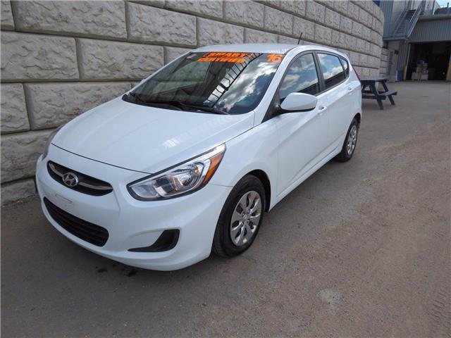 2016 Hyundai Accent GL $93/wk Taxes Included $0 Down (Stk: D10641A) in Fredericton - Image 1 of 14