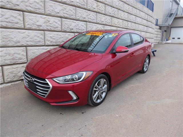 2017 Hyundai Elantra GLS $74/wk Taxes Included $0 Down (Stk: D10394A) in Fredericton - Image 1 of 17