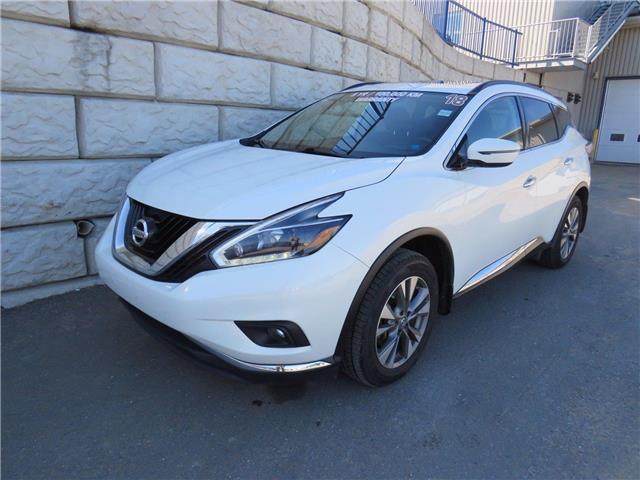 2018 Nissan Murano Midnight Edition $89/wk Taxes Included $0 Down (Stk: D01185PA) in Fredericton - Image 1 of 17