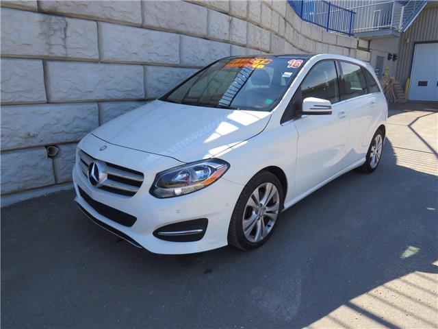 2016 Mercedes-Benz B-Class B 250 Sports Tourer $84/wk $0 Down Taxes Included (Stk: D10455A) in Fredericton - Image 1 of 18
