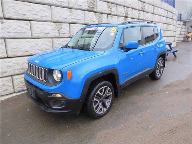2015 Jeep Renegade North $67/wk Taxes Incl. $0 Down (Stk: D10350A) in Fredericton - Image 1 of 17