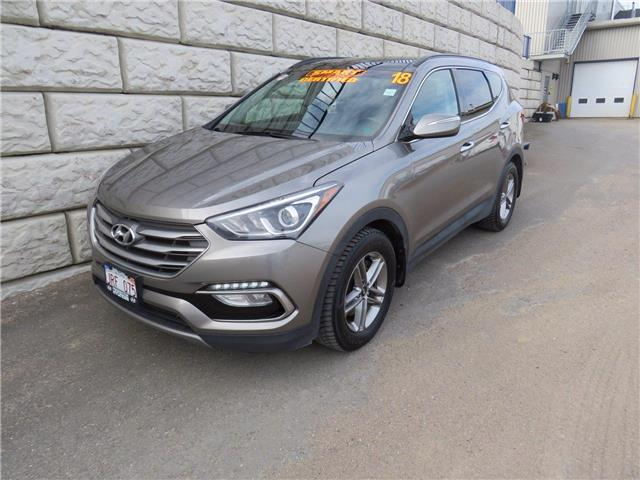 2018 Hyundai Santa Fe Sport SEONLY $87/wk Taxes Incl $0 Down (Stk: D10652A) in Fredericton - Image 1 of 17