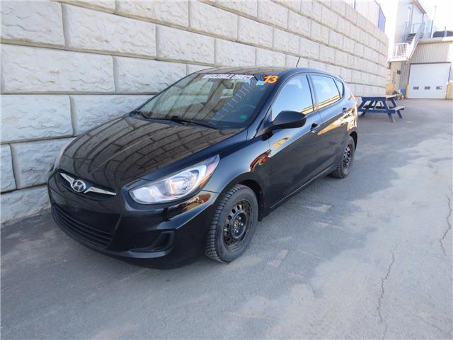 2013 Hyundai Accent GL (Stk: D10619AB) in Fredericton - Image 1 of 16