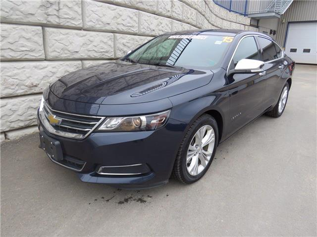 2015 Chevrolet Impala LT $65/wk Taxes Incl. $0 Down (Stk: D01259A) in Fredericton - Image 1 of 16