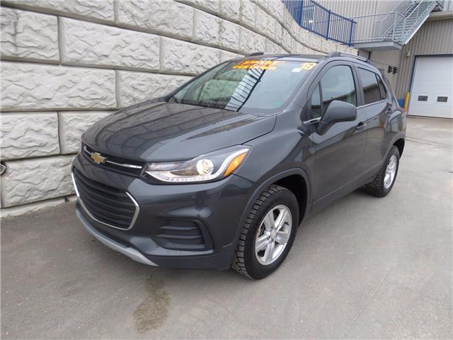 2018 Chevrolet Trax LT $66/wk Taxes Incl. $0 Down (Stk: D10339A) in Fredericton - Image 1 of 19