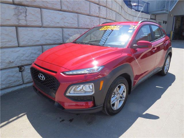 2021 Hyundai Kona Essential $82wk Taxes Incl. $0 Down (Stk: D10621A) in Fredericton - Image 1 of 20