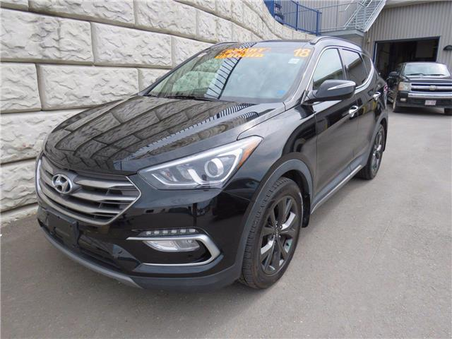 2018 Hyundai Santa Fe Sport Ultimate $108wk Taxes incl $0 Down (Stk: D10750P) in Fredericton - Image 1 of 22