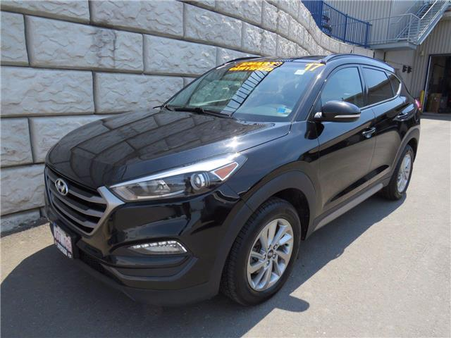 2017 Hyundai Tucson SE $90/wk Taxes Included $0 Down (Stk: D01235PA) in Fredericton - Image 1 of 21