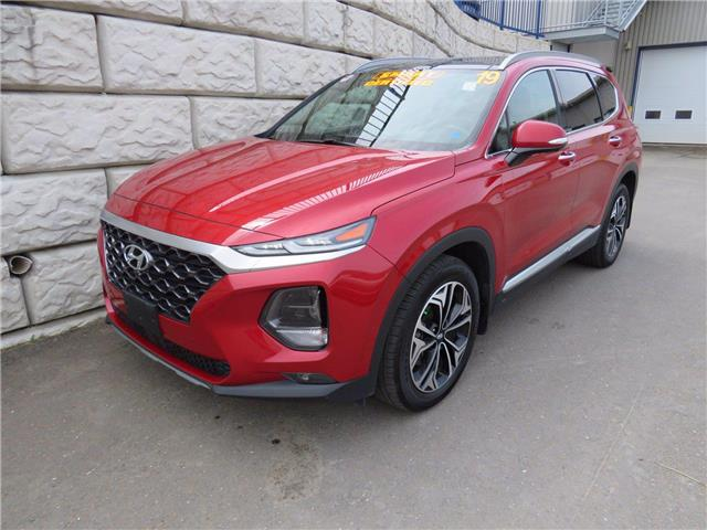2019 Hyundai Santa Fe Ultimate $121/wk taxes and fees included (Stk: D10735A) in Fredericton - Image 1 of 21