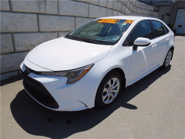2020 Toyota Corolla LE ONLY $69/wk ALL IN (Stk: D10783P) in Fredericton - Image 1 of 19