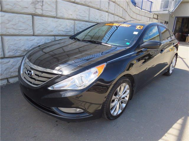 2013 Hyundai Sonata SE $76wk ALL IN (Stk: D10610AB) in Fredericton - Image 1 of 19