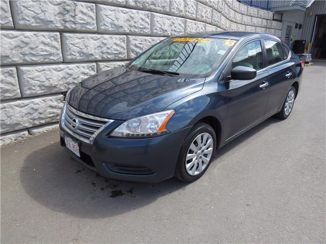 2013 Nissan Sentra SV ONLY $74/wk ALL IN (Stk: D10538PA) in Fredericton - Image 1 of 18