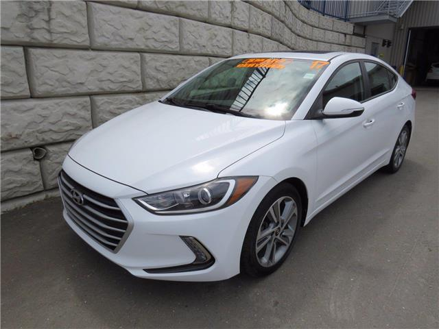 2017 Hyundai Elantra GLS ONLY $59wk ALL IN with EXTENDED WARRANTY (Stk: D01257A) in Fredericton - Image 1 of 19