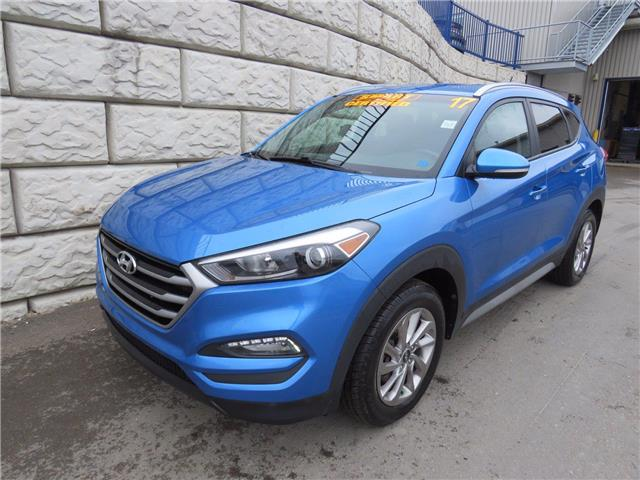 2017 Hyundai Tucson Premium ONLY $73/wk ALL IN EXTENDED WARRANTY (Stk: D10546A) in Fredericton - Image 1 of 19