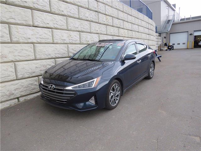 2020 Hyundai Elantra Ultimate$77/wk Taxes Included $0 Down (Stk: D10484A) in Fredericton - Image 1 of 15