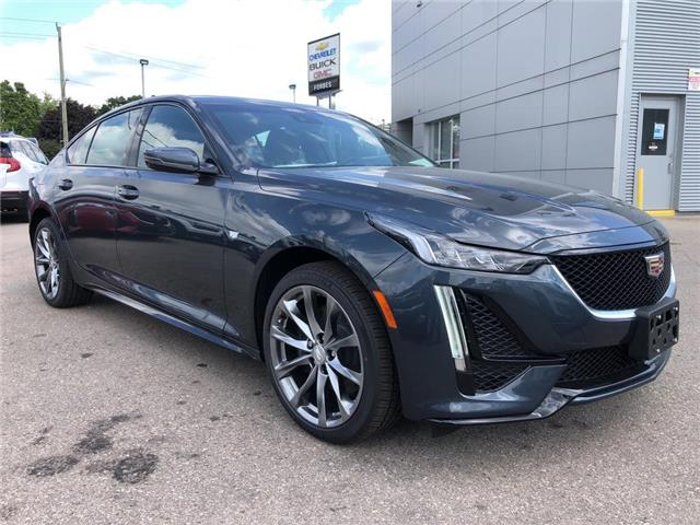 2020 Cadillac CT5 Sport (Stk: 203105) in Waterloo - Image 1 of 20