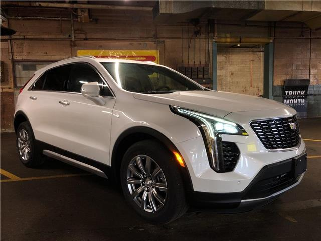 2021 Cadillac XT4 Premium Luxury (Stk: 219202) in Waterloo - Image 1 of 20