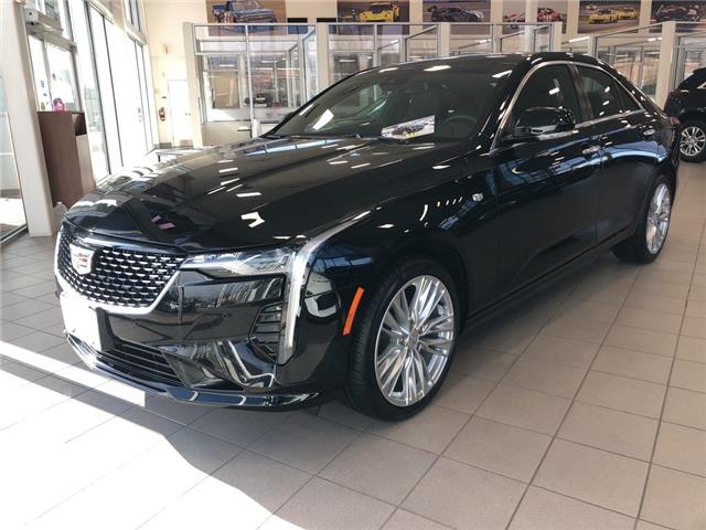 2020 Cadillac CT4 Premium Luxury (Stk: 203003) in Waterloo - Image 1 of 19