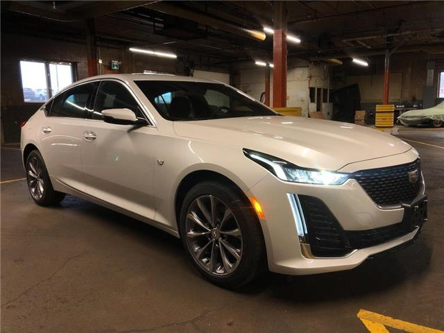 2021 Cadillac CT4 Sport (Stk: 213000) in Waterloo - Image 1 of 20