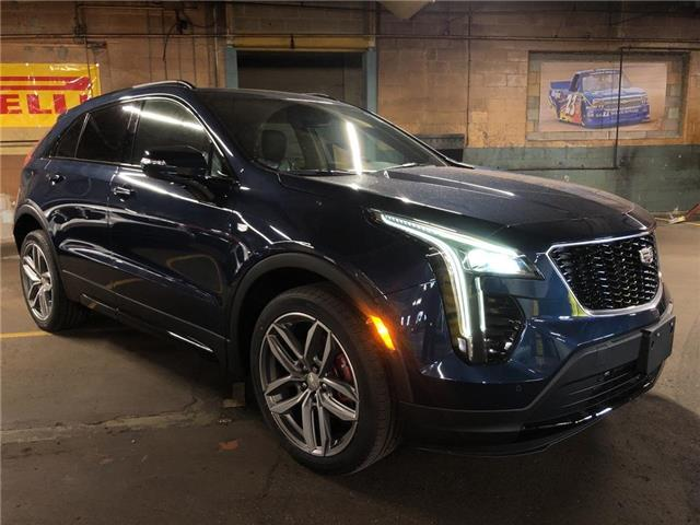 2021 Cadillac XT4 Sport (Stk: 219211) in Waterloo - Image 1 of 20