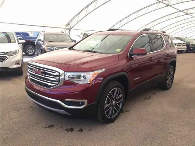 2018 GMC Acadia SLT-1 (Stk: 156304) in AIRDRIE - Image 1 of 27