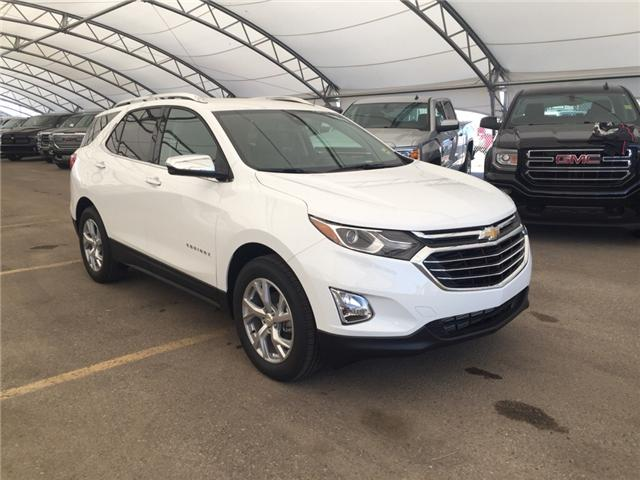 2018 Chevrolet Equinox Premier (Stk: 156758) in AIRDRIE - Image 1 of 24