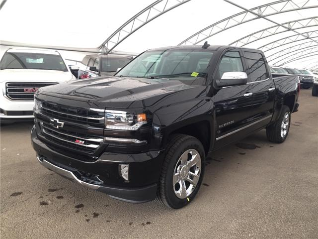 2018 Chevrolet Silverado 1500  (Stk: 156576) in AIRDRIE - Image 1 of 23