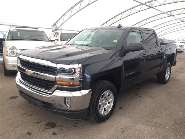 2018 Chevrolet Silverado 1500  (Stk: 156574) in AIRDRIE - Image 1 of 19