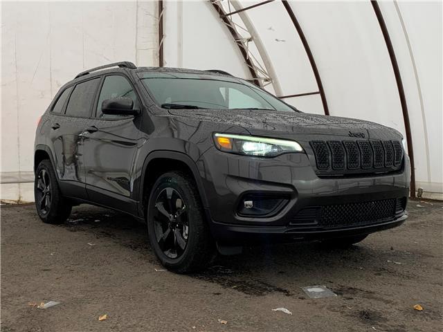 2021 Jeep Cherokee Altitude (Stk: 210028) in Ottawa - Image 1 of 30