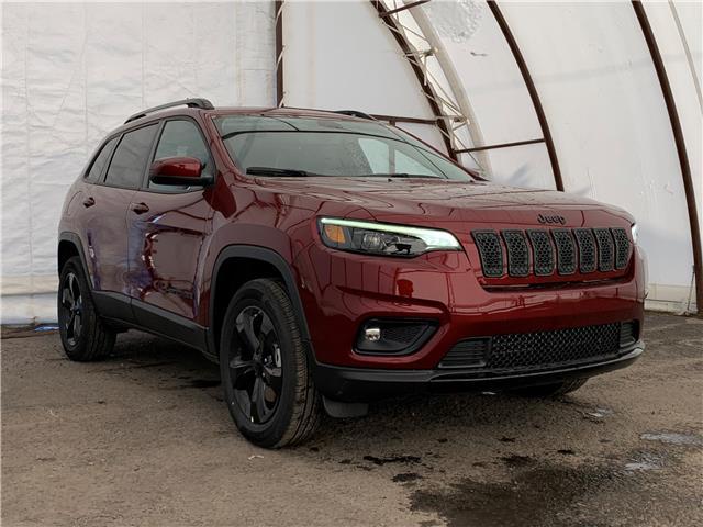 2021 Jeep Cherokee Altitude (Stk: 210042) in Ottawa - Image 1 of 30