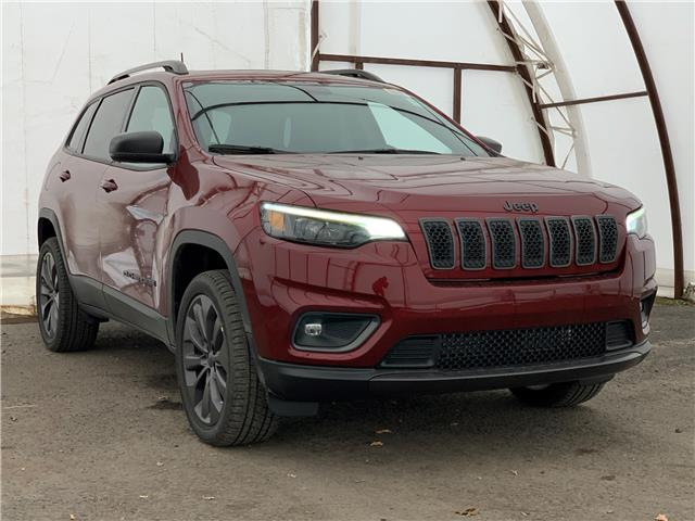 2021 Jeep Cherokee North (Stk: 210051) in Ottawa - Image 1 of 30