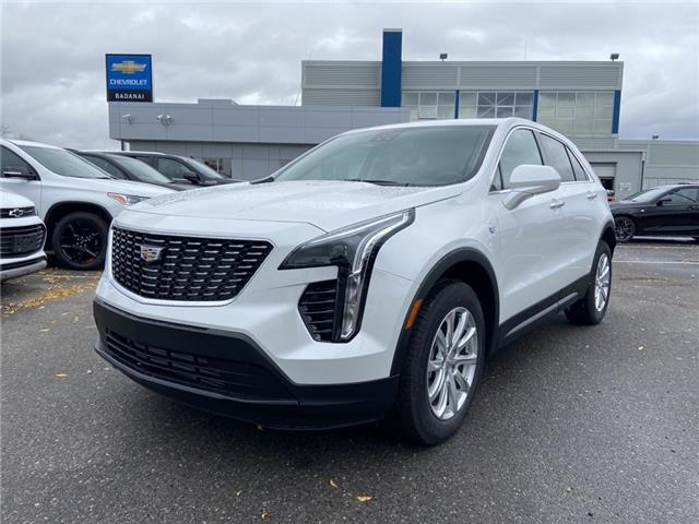 2021 Cadillac XT4 Luxury (Stk: M014) in Thunder Bay - Image 1 of 20