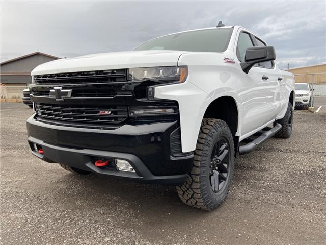 2021 Chevrolet Silverado 1500 LT Trail Boss (Stk: M042) in Thunder Bay - Image 1 of 21