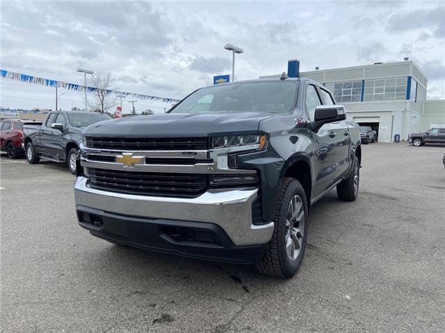 2021 Chevrolet Silverado 1500 LT (Stk: M035) in Thunder Bay - Image 1 of 22