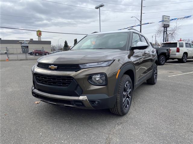 2021 Chevrolet TrailBlazer ACTIV (Stk: M053) in Thunder Bay - Image 1 of 20