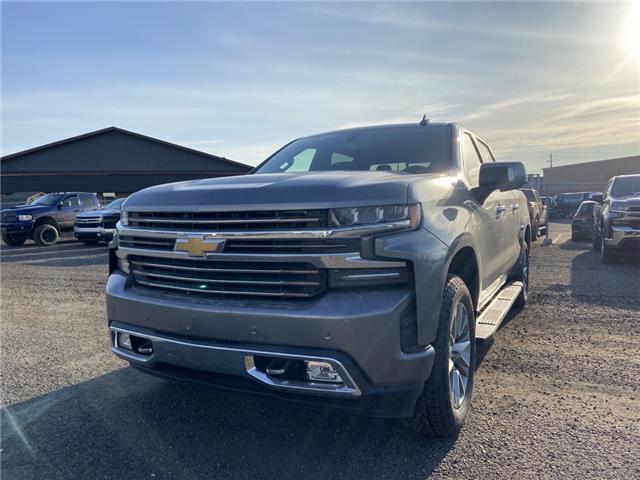 2021 Chevrolet Silverado 1500 High Country (Stk: M058) in Thunder Bay - Image 1 of 21